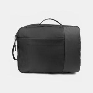 Вместительный черный рюкзак из пвх ATS-3290 212936