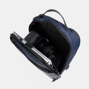 Неповторимый синий рюкзак из пвх ATS-3291 212931