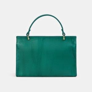 Деловой зеленый женский клатч ATS-3556 212081
