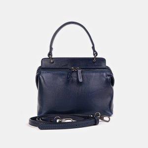 Уникальный синий женский клатч ATS-3559