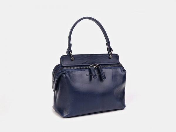 Модный синий женский клатч ATS-3559