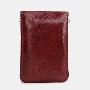 Вместительный светло-коричневый женский клатч ATS-3728 211442
