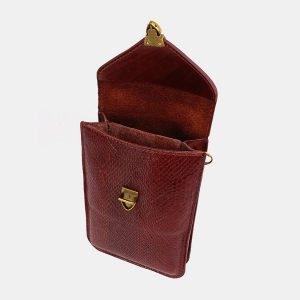 Вместительный светло-коричневый женский клатч ATS-3728 211443