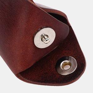Модная светло-коричневая ключница ATS-3714 211493