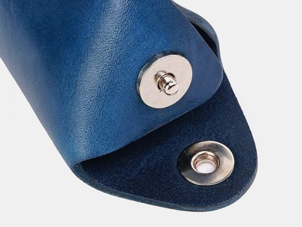 Удобная голубовато-синяя ключница ATS-3717