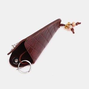 Неповторимая светло-коричневая ключница ATS-3732 211426