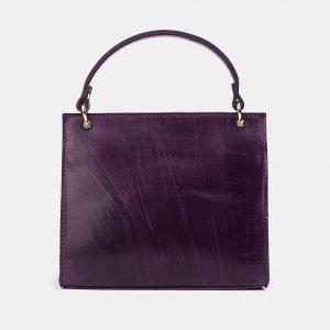 Уникальный фиолетовый женский клатч ATS-3332 212830