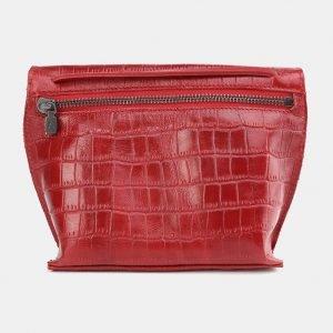 Уникальный красный женский клатч ATS-3848 210903