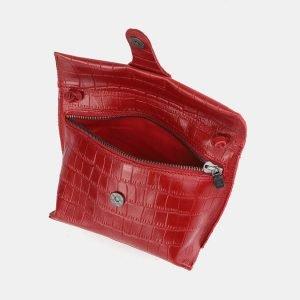 Уникальный красный женский клатч ATS-3848 210902