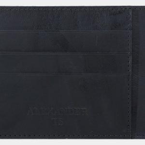 Уникальная черная визитница ATS-1810