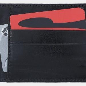 Деловая черная визитница ATS-1810 216301