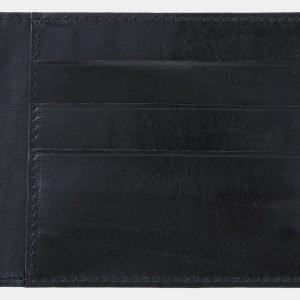 Деловая черная визитница ATS-1810 216300
