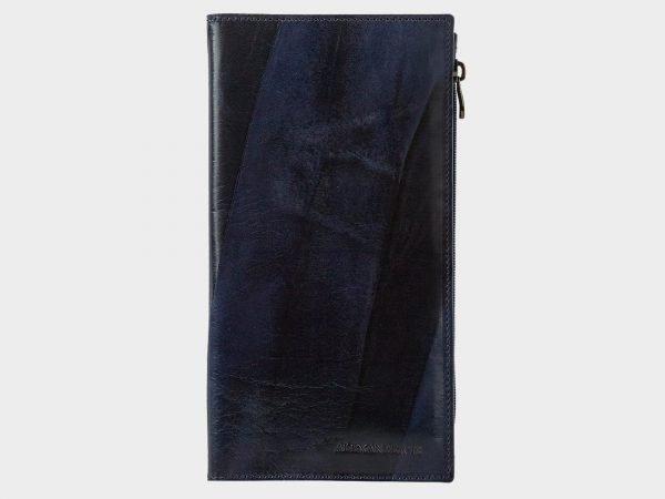 Неповторимый синий портмоне ATS-1524