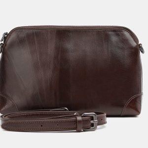 Модная коричневая женская сумка ATS-3763