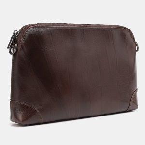 Модная коричневая женская сумка ATS-3763 211322