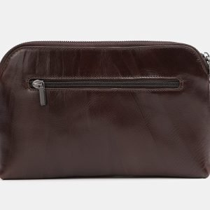 Модная коричневая женская сумка ATS-3763 211323
