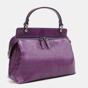 Функциональная фиолетовая женская сумка ATS-3366 212708