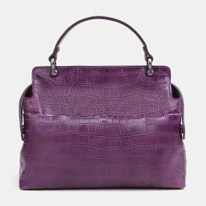 Функциональная фиолетовая женская сумка ATS-3366 212709