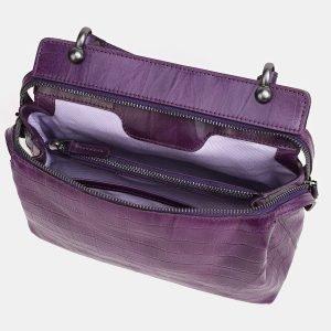 Функциональная фиолетовая женская сумка ATS-3366 212710