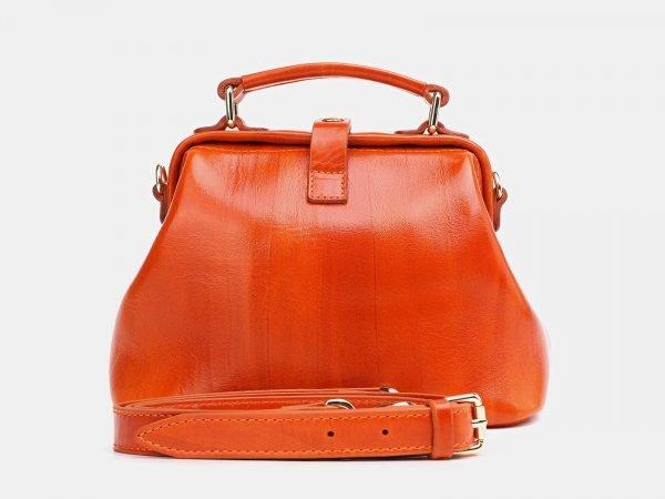 Уникальная оранжевая женская сумка ATS-3770