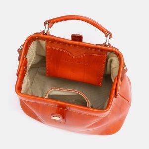 Уникальная оранжевая женская сумка ATS-3770 211294