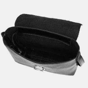 Удобный черный женский клатч ATS-3779 211254