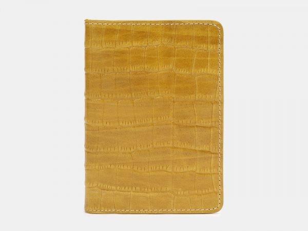 Стильная обложка для паспорта ATS-3803