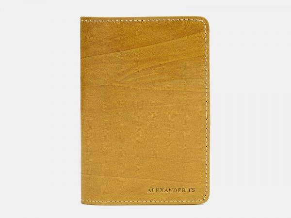 Уникальная обложка для паспорта ATS-3801
