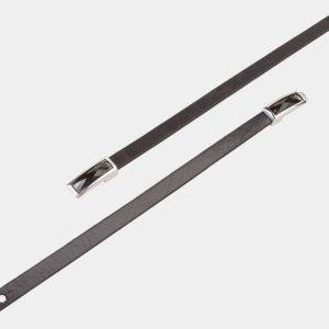 Солидный черный женский модельный ремень ATS-1320 216838