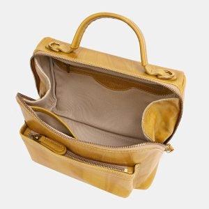 Кожаная женская сумка ATS-3808 211124