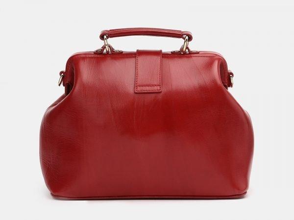 Уникальная красная женская сумка ATS-3807