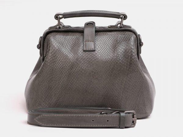 Неповторимая серая женская сумка ATS-3811