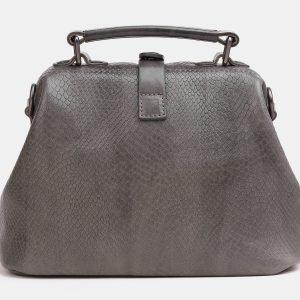 Неповторимая серая женская сумка ATS-3811 211108
