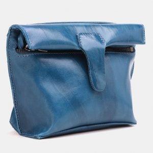 Модный голубовато-синий женский клатч ATS-3837 210955