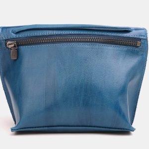 Модный голубовато-синий женский клатч ATS-3837 210956
