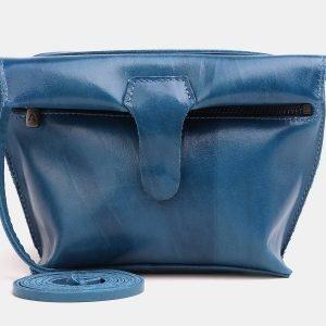 Неповторимый голубовато-синий женский клатч ATS-3837
