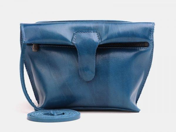 Модный голубовато-синий женский клатч ATS-3837