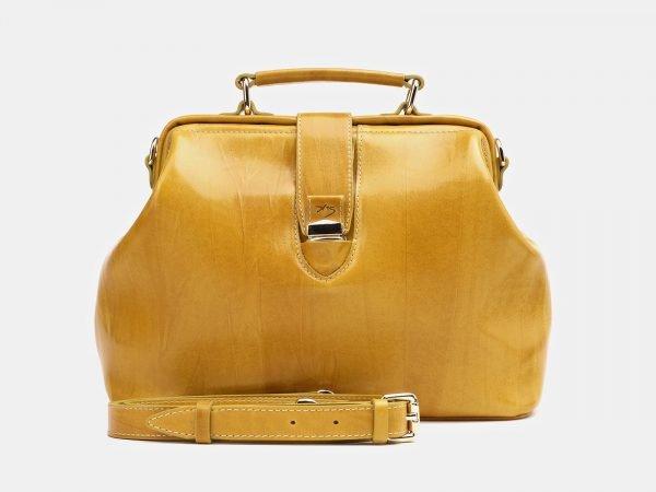 Кожаная женская сумка ATS-3828