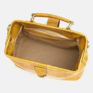 Кожаная женская сумка ATS-3828 211002