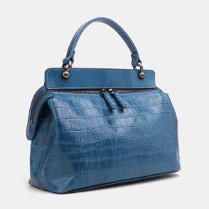 Модная зеленовато-голубая женская сумка ATS-3860 210851