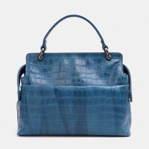 Модная зеленовато-голубая женская сумка ATS-3860 210852