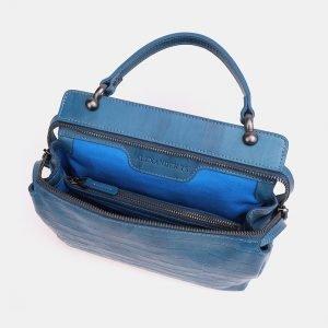 Модная зеленовато-голубая женская сумка ATS-3860 210853