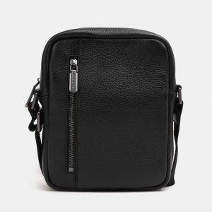 Кожаный черный мужской планшет ATS-3855 210867