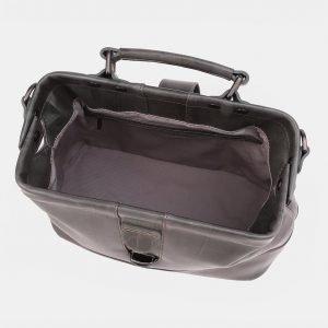 Вместительная серая женская сумка ATS-3869 210813