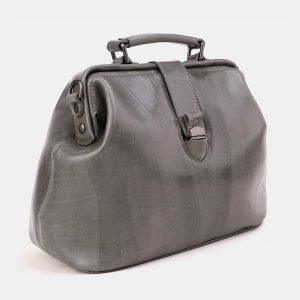 Деловая серая женская сумка ATS-3868 210816