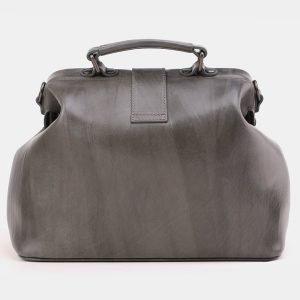 Деловая серая женская сумка ATS-3868 210817