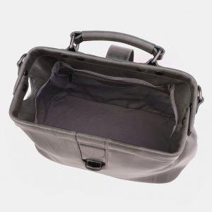 Деловая серая женская сумка ATS-3868 210818