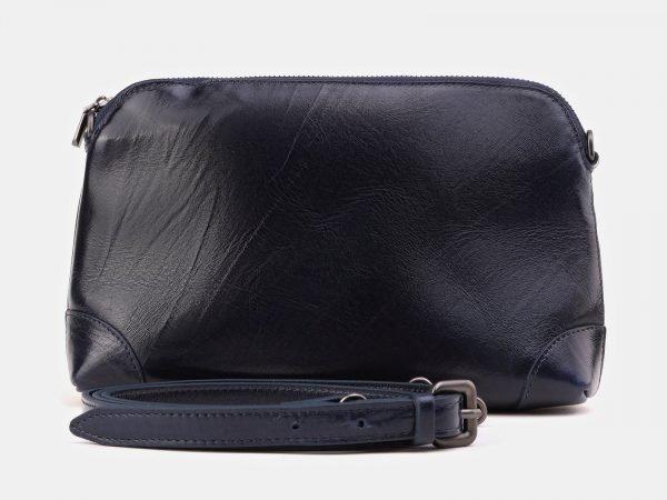 Функциональная синяя женская сумка ATS-3879