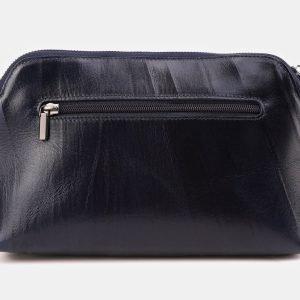 Функциональная синяя женская сумка ATS-3879 210772