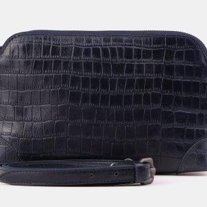 Стильная синяя женская сумка ATS-3880